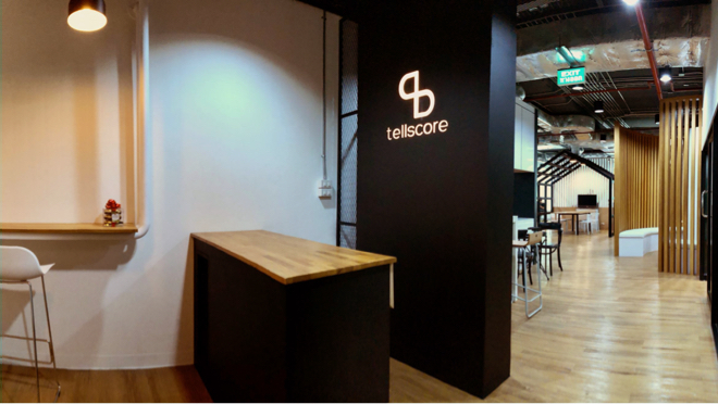 Tellscore Office